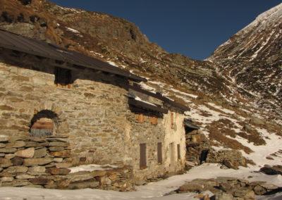 alpe Finestre, verso il colle del Croso - foto di Corrado Martiner Testa