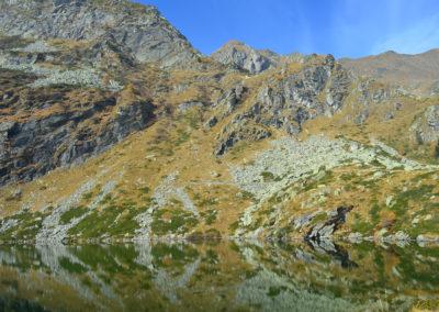 lago della Vecchia.. colori d'autunno