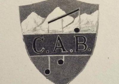 Logo della Corale Alpina Biellese_CAB_don Magi