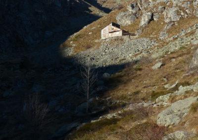 Ex rifugio Olimpia - foto di Corrado Martiner Testa